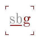 Logo realizzato da Sara Bardelli Graphic Designer