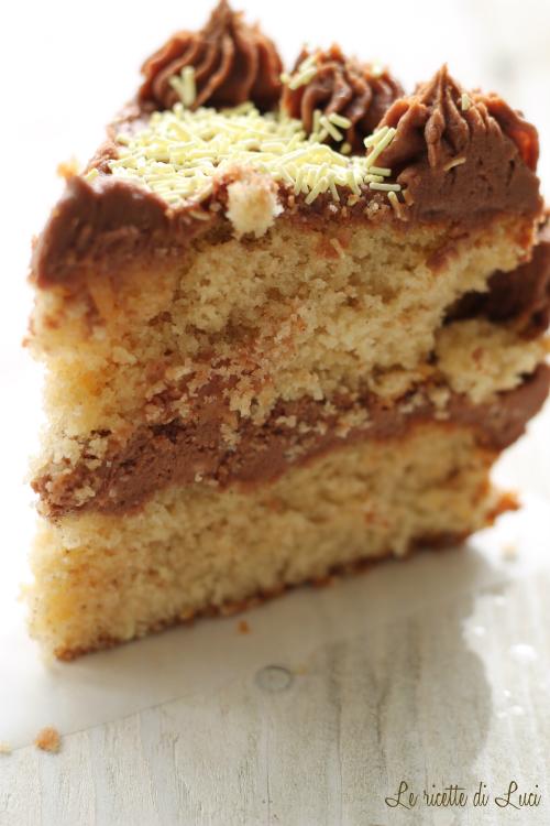 yellow cake fetta