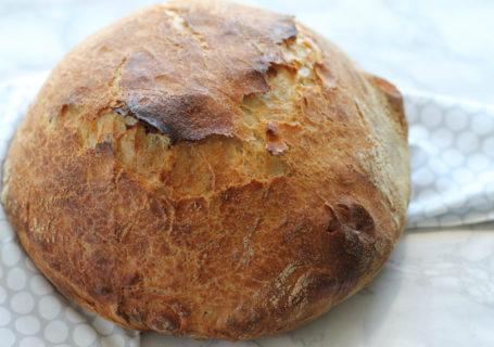 pane senza impasto ant