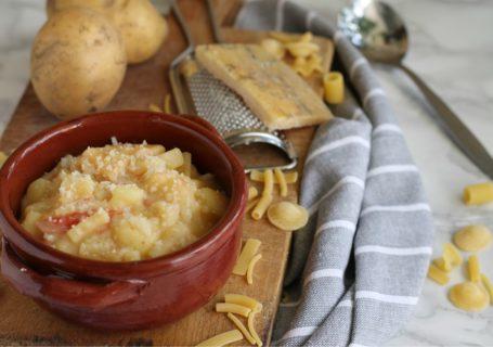 pasta e patate ant