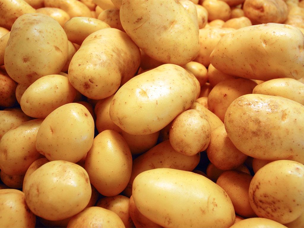 Gateaux di patate light