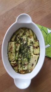 zucchine in pinzimonio