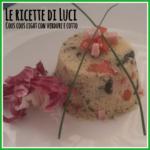 Couscous light con verdure e cotto