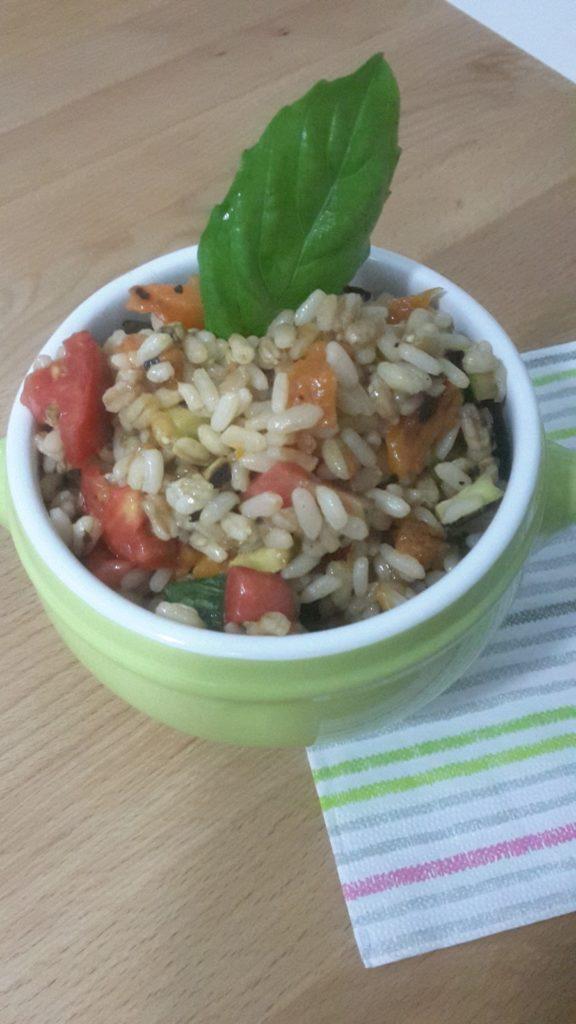 cereali vegetariani