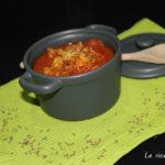 Goulasch di tacchino (zuppa)