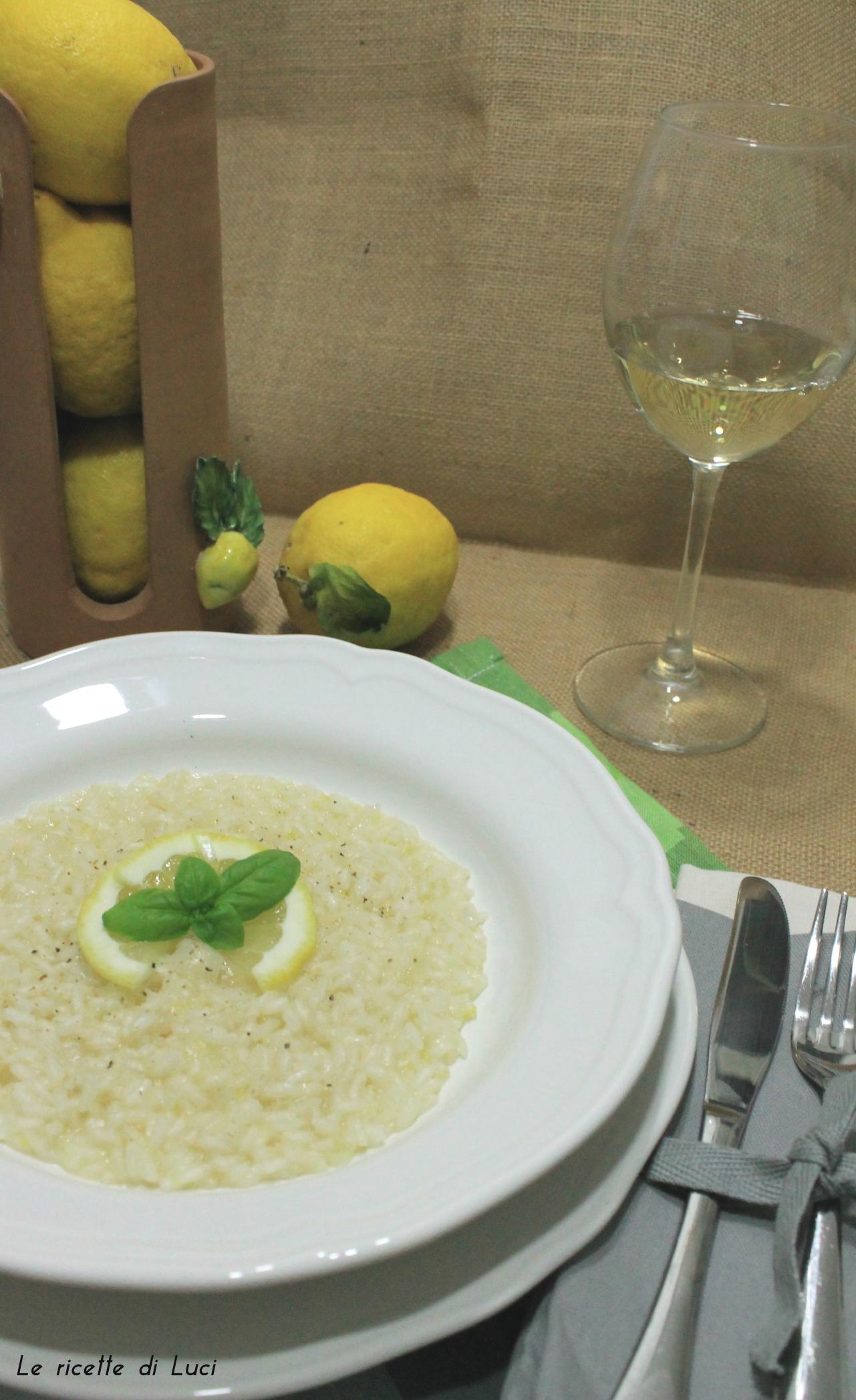 risotto al limone 2