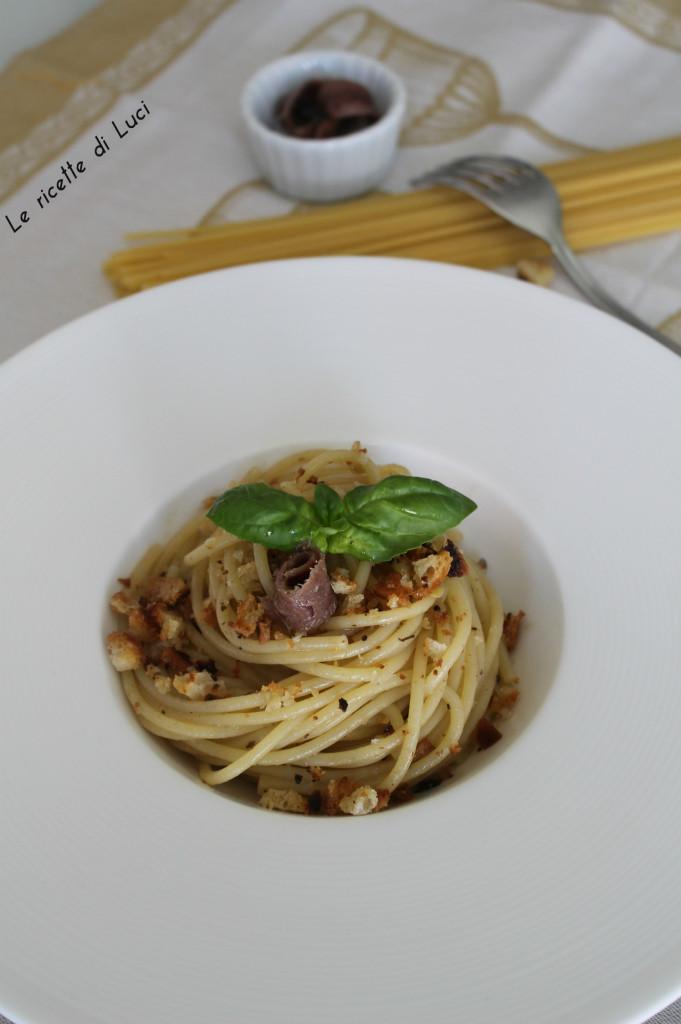 spaghetti alla Gennaro, lo spazzino