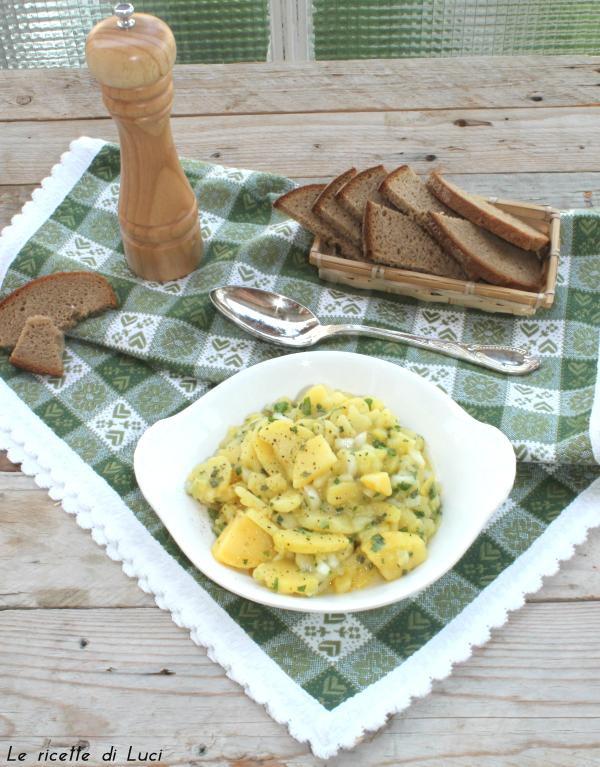 insalata patate tirolo