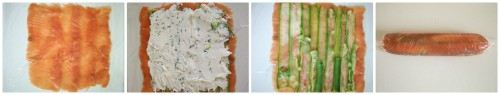 Collage Salmone