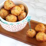 Aperitivo time..palline di patate!!!