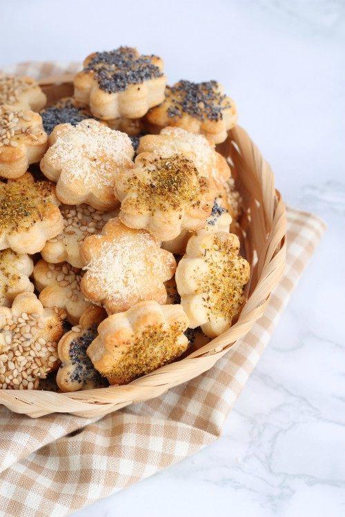 biscottini al parmigiano