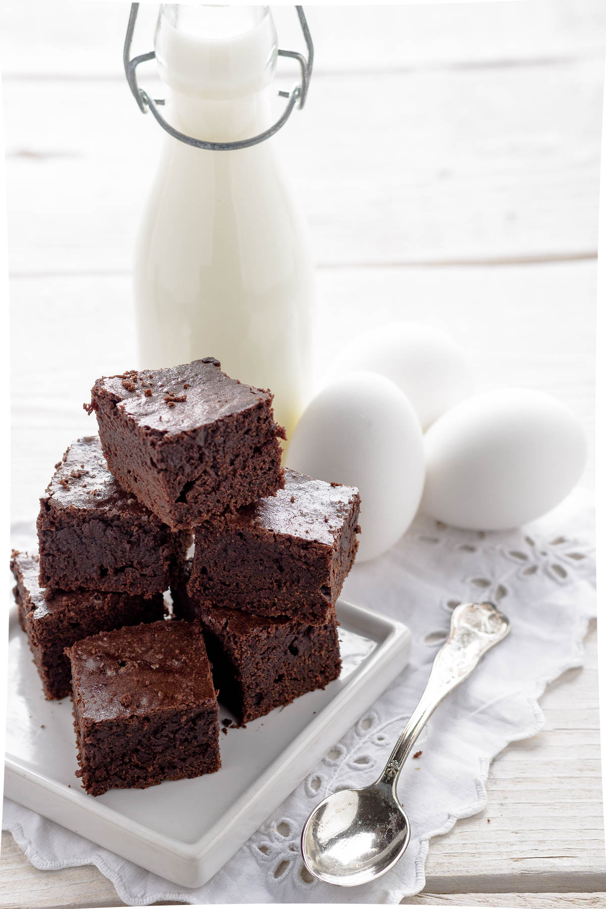 Brownies di Martha Stewart