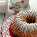 Bundt cake bicolore