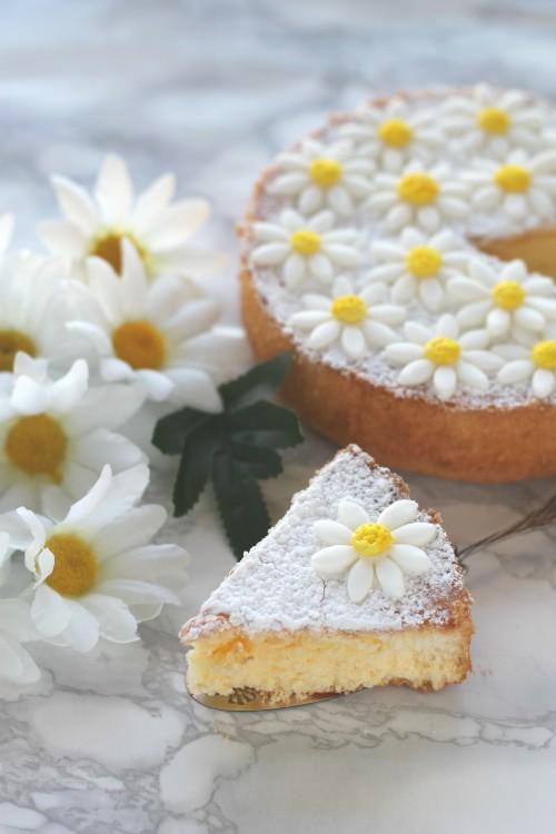 Pasta Margherita fetta