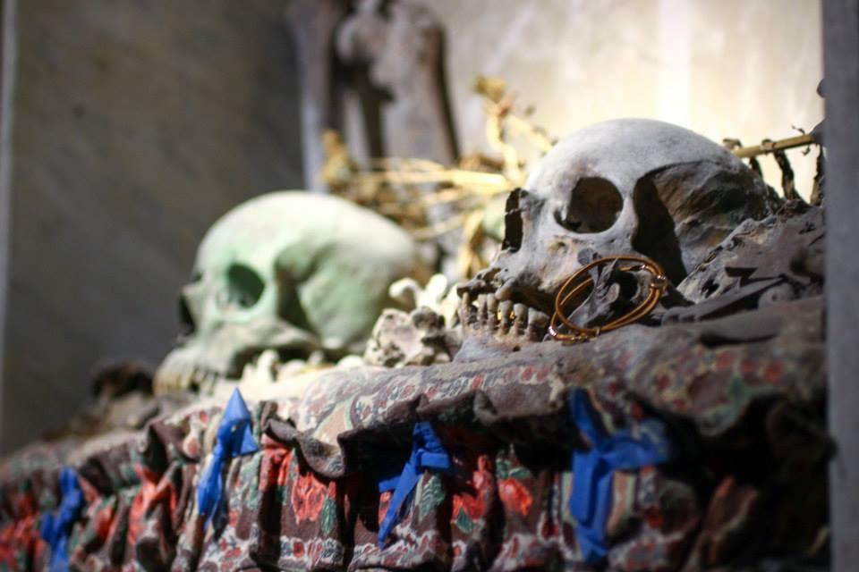 Torrone dei morti