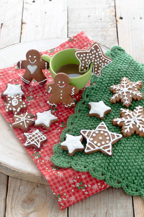 Pan di zenzero - Gingerbread, i biscotti di Natale